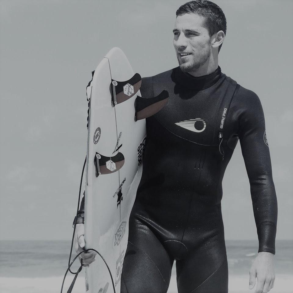 Jorgann Couzinet, prosurfer